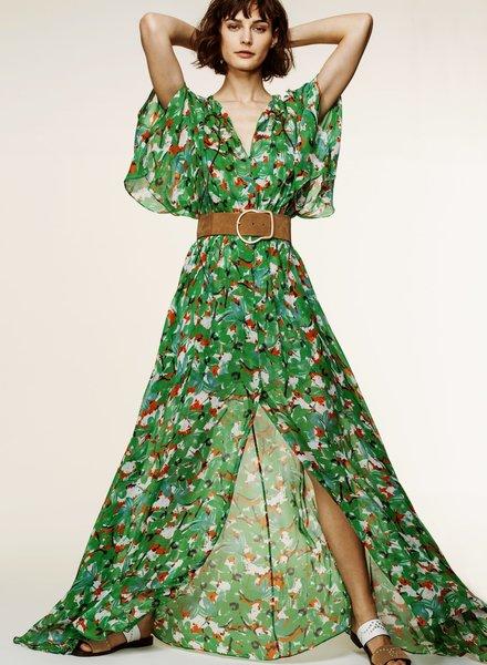 Dorothee Schumacher Caribbean gardens dress