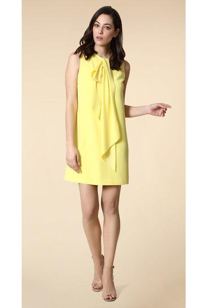 Citroen gele jurk Paule Ka