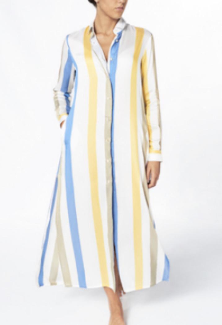 Heidi shirt dress XACUS-1