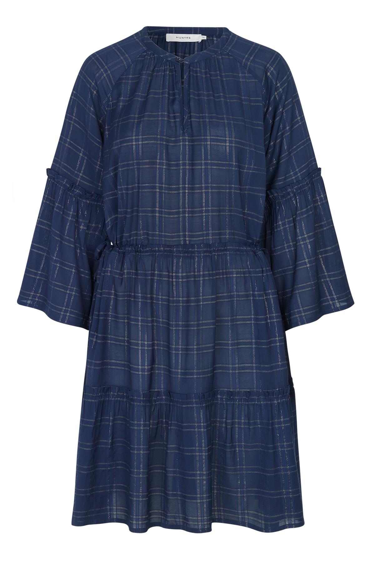 Deep dress Munthe-2