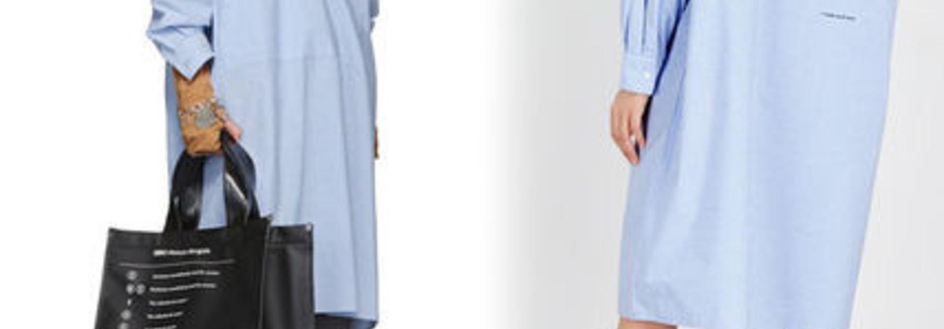 Maxi dress MM6 S52CT0389