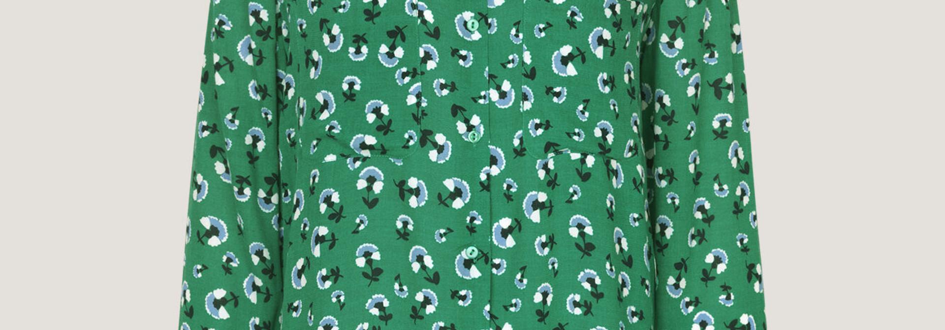 Milly shirt AOP Samsoe Samsoe
