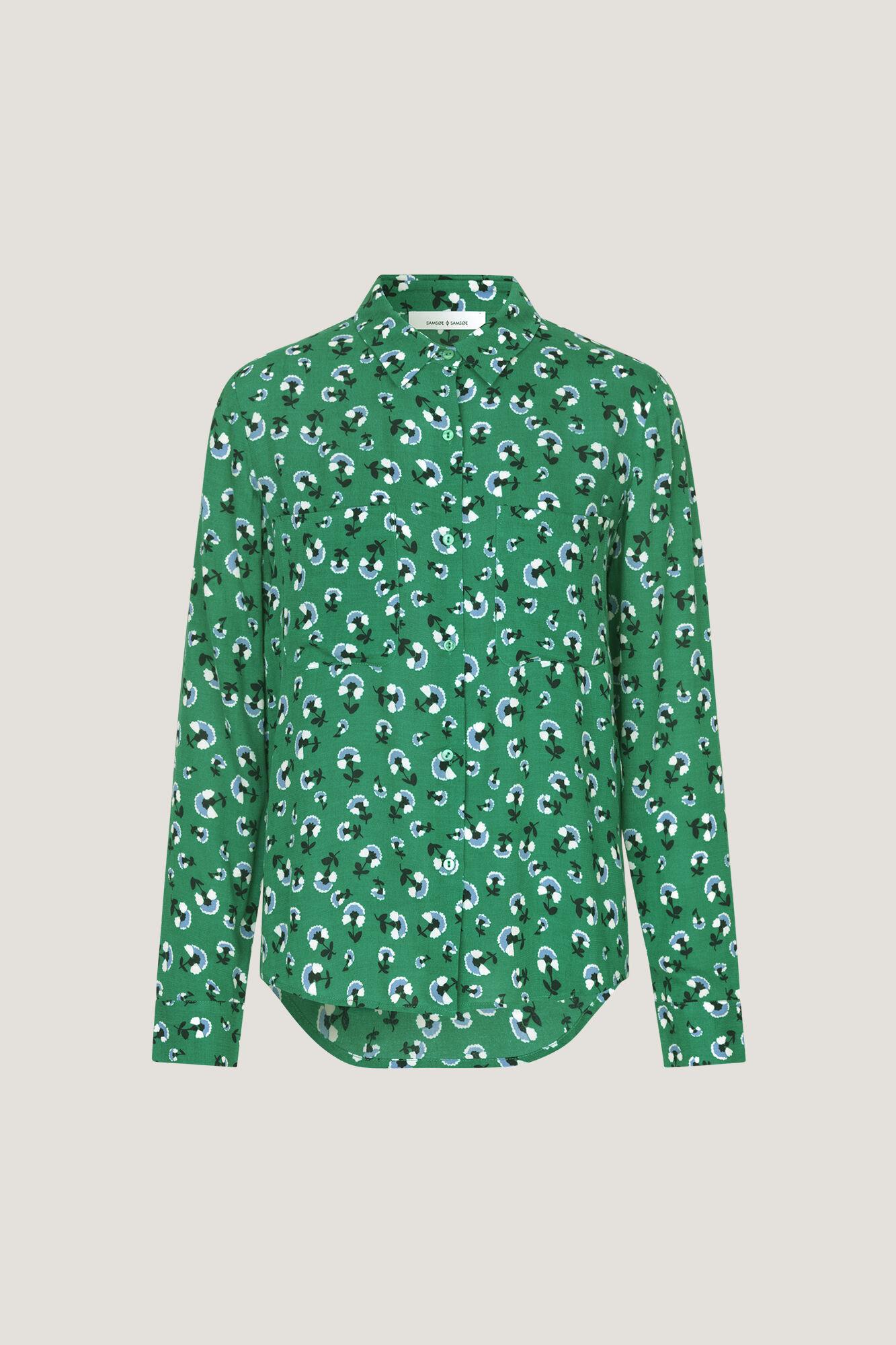 Milly shirt AOP Samsoe Samsoe-1