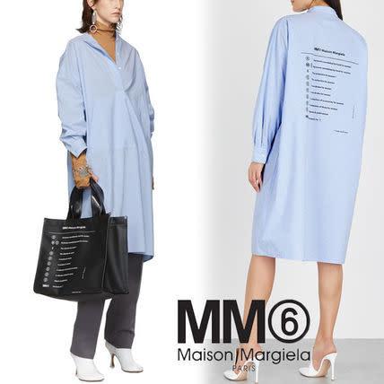 Maxi dress MM6 S52CT0389-3