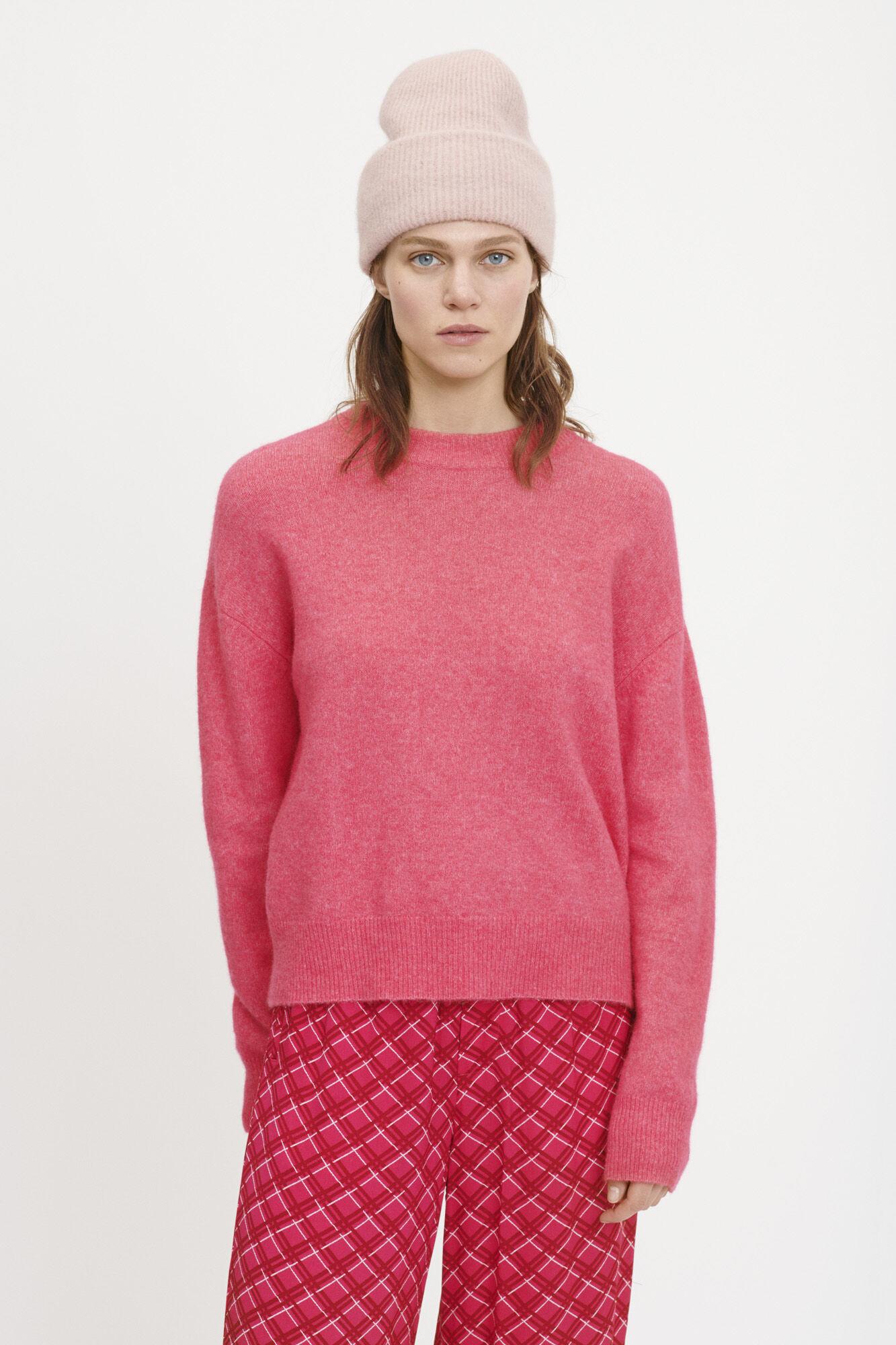 Anour O-N sweater Samsoe Samsoe-3