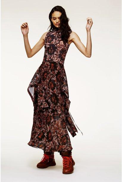 Exotic flowering dress Dorothee Schumacher