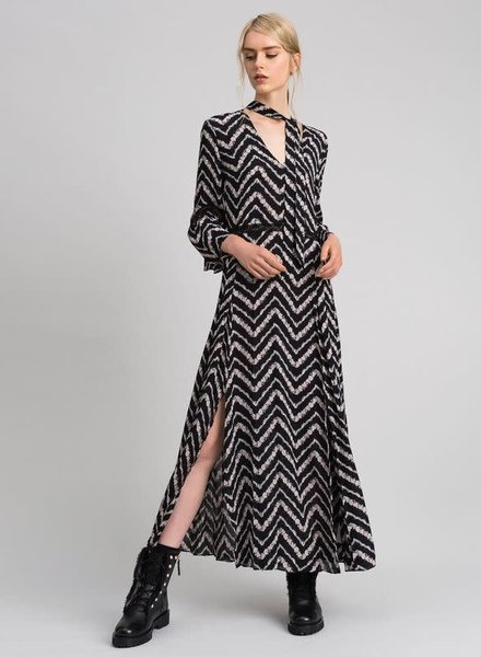 Twin-Set Maxi jurk twin-set tp2527