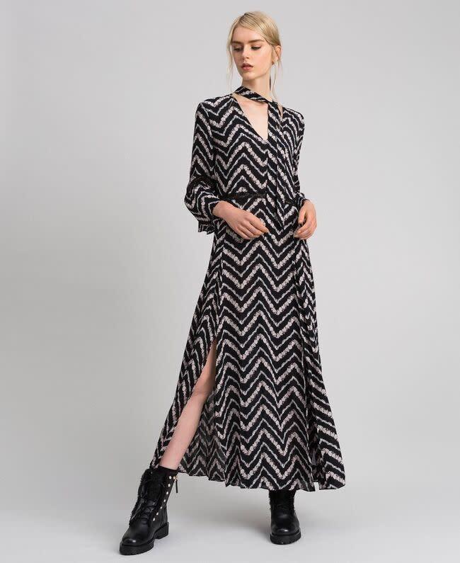 Maxi jurk twin-set tp2527-1