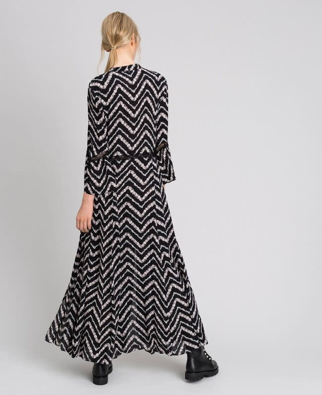 Maxi jurk twin-set tp2527-3