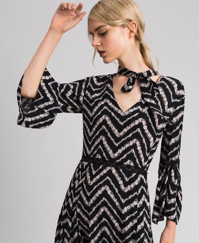 Maxi jurk twin-set tp2527-4