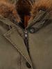Blond nr. 8 PArka Blond Aspen 515D
