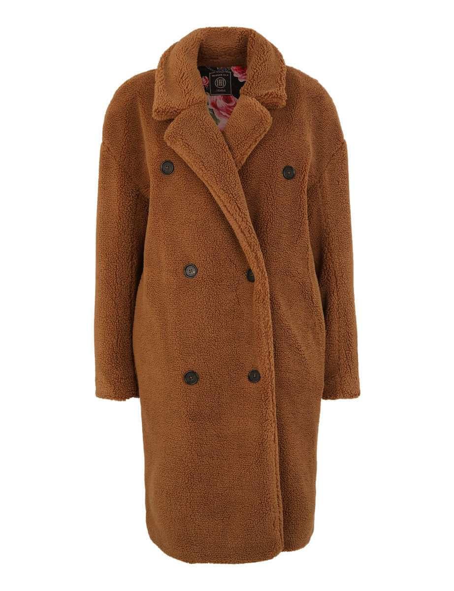 Roxana fake fur teddy Blond Nr. 8-2