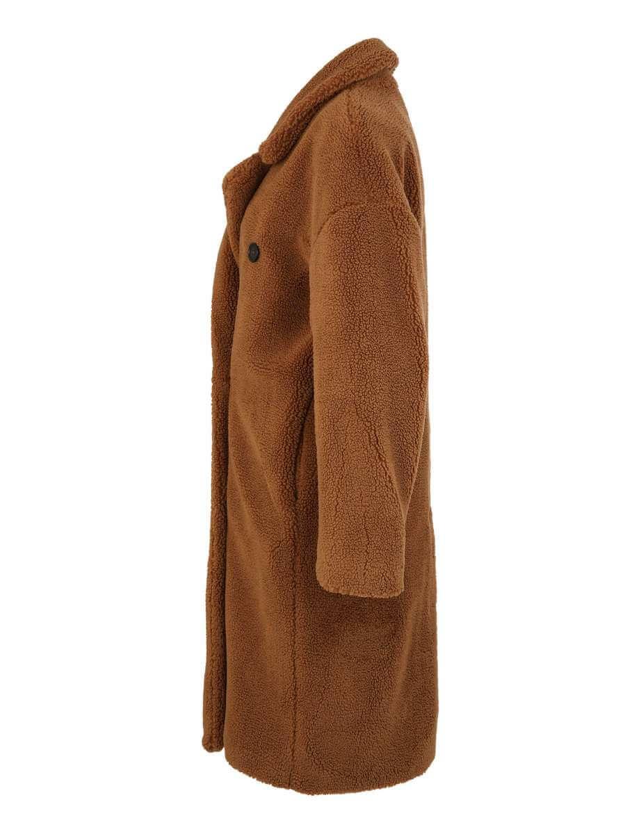 Roxana fake fur teddy Blond Nr. 8-3
