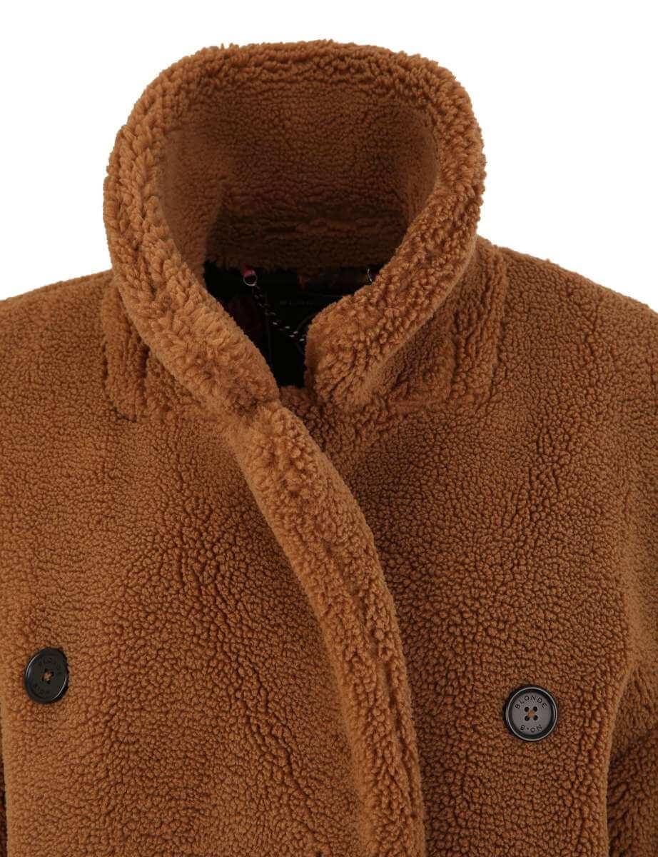 Roxana fake fur teddy Blond Nr. 8-5