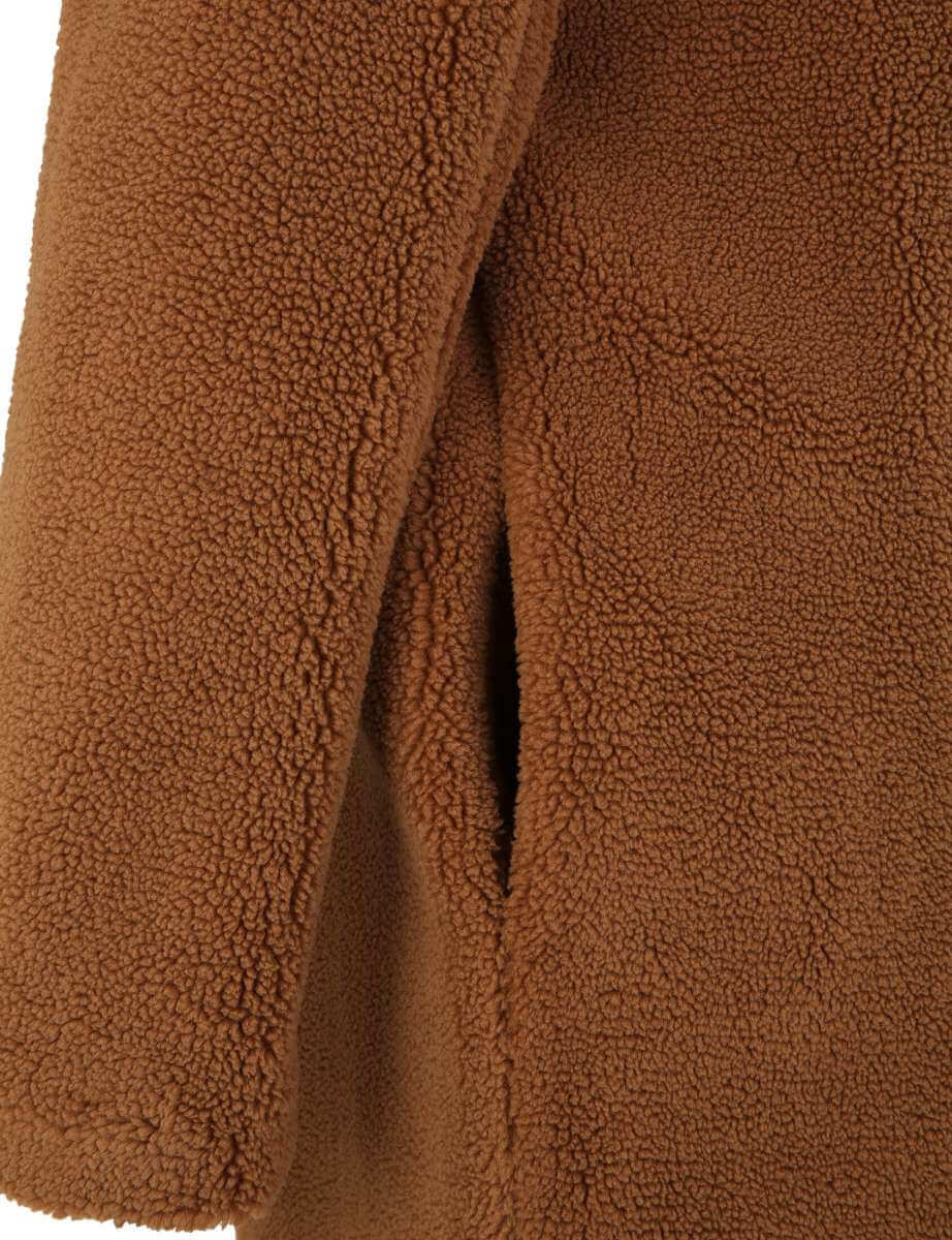 Roxana fake fur teddy Blond Nr. 8-6