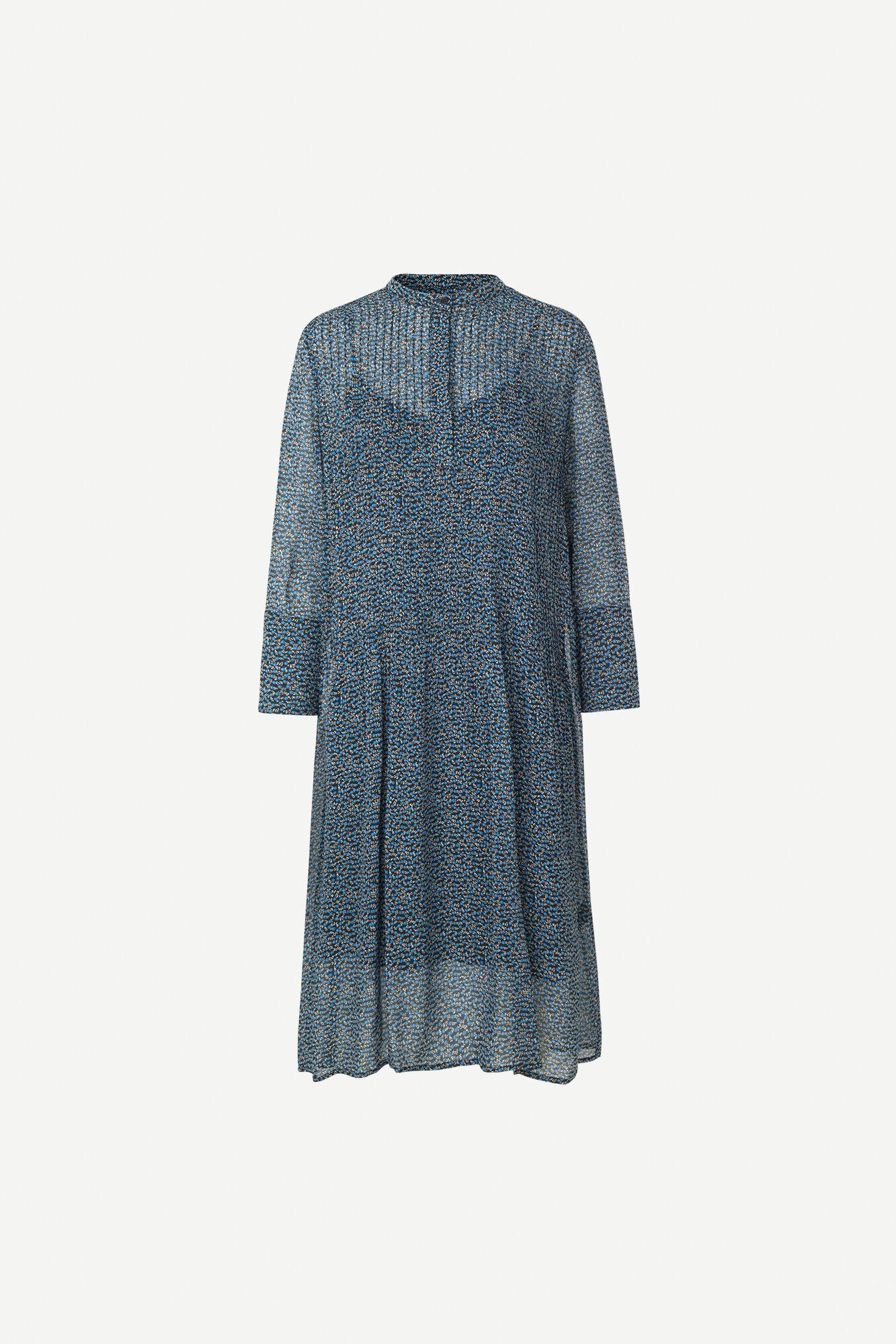 Elm Shirt dress AOP Samsoe Samsoe-3