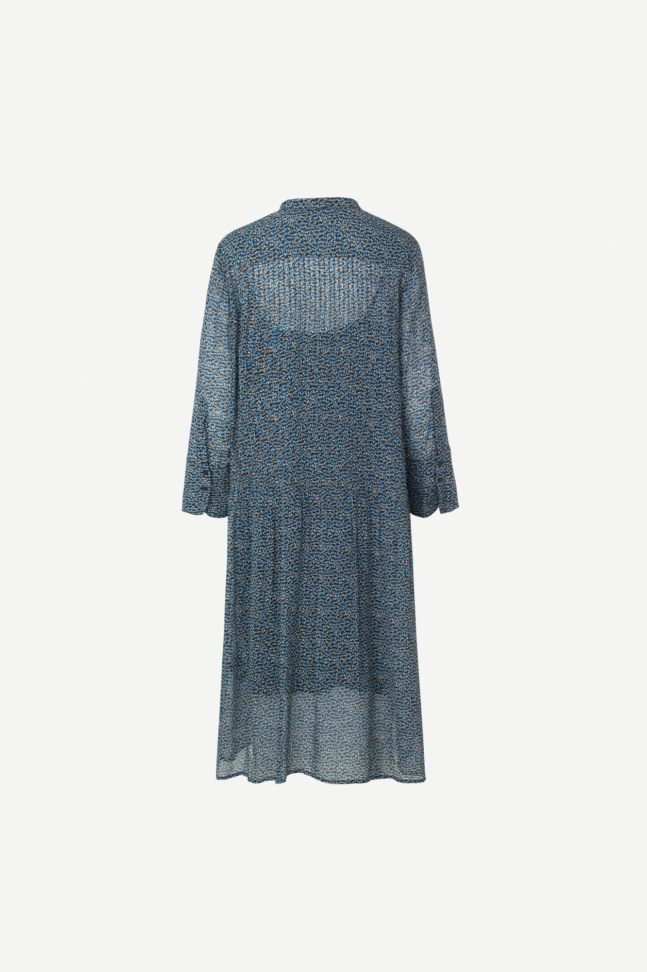 Elm Shirt dress AOP Samsoe Samsoe-4