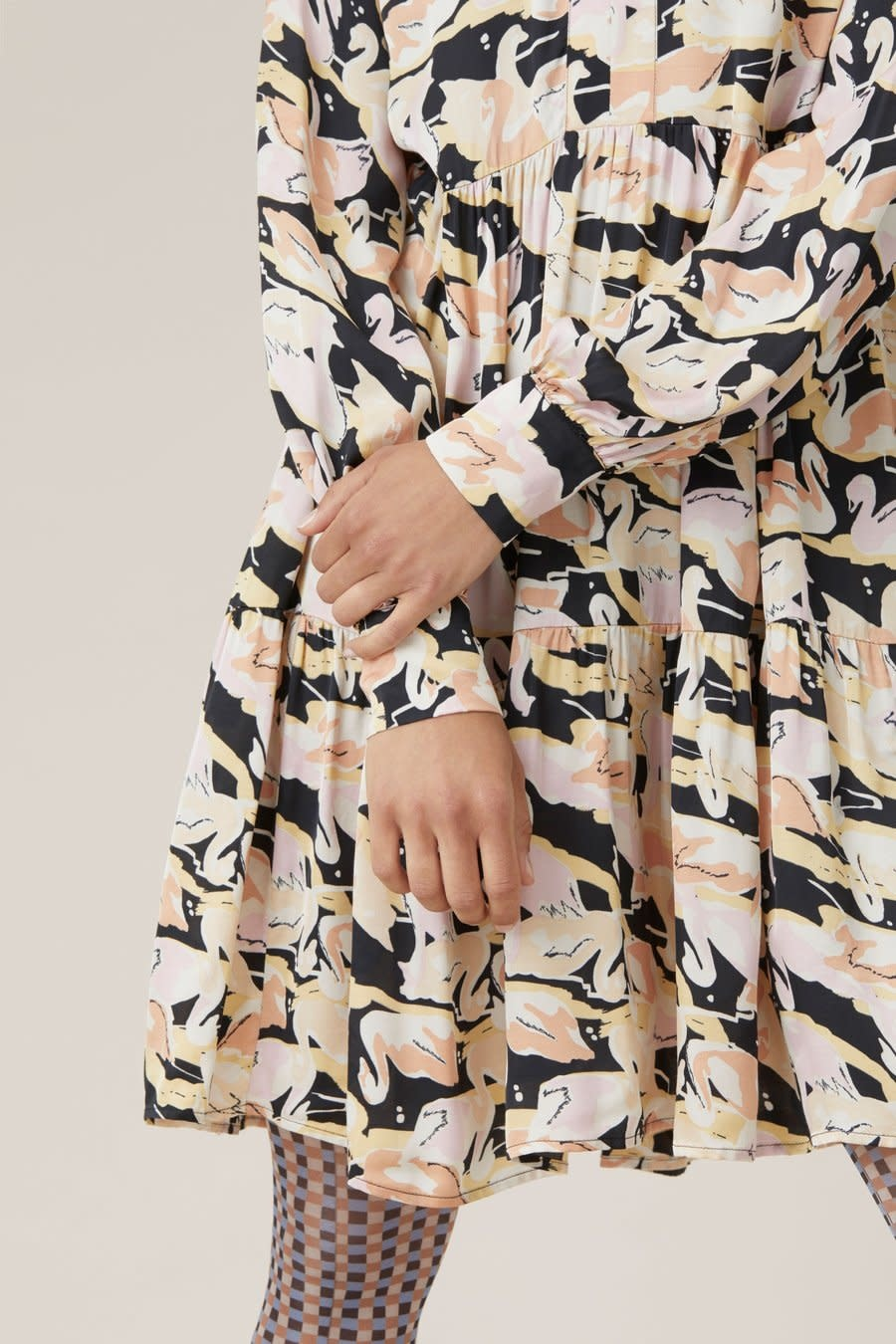 Yasmine dress Stine Goya-3