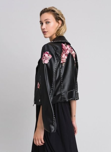 Twin-Set Biker vest Twinset