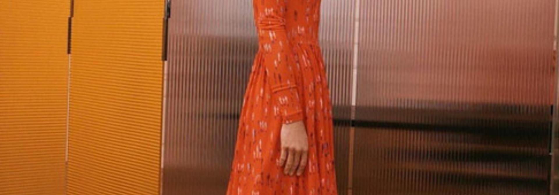 Joëlle dress Stine Goya