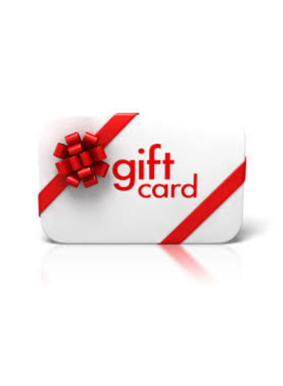 Gift card €50 Maessen Couture