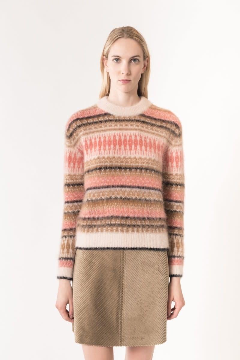 maude mohair  sweater Vanessa Bruno-4