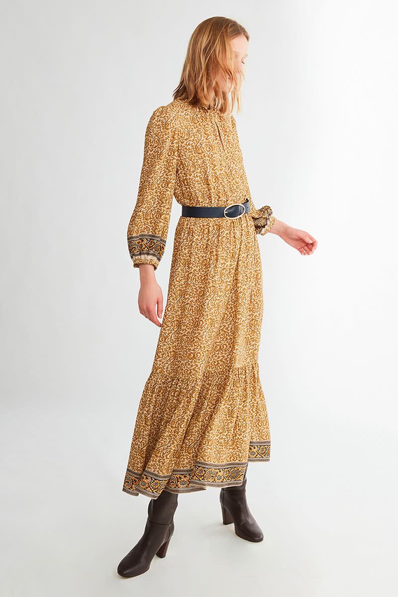NOISETTE DRESS VANESSA BRUNO-1