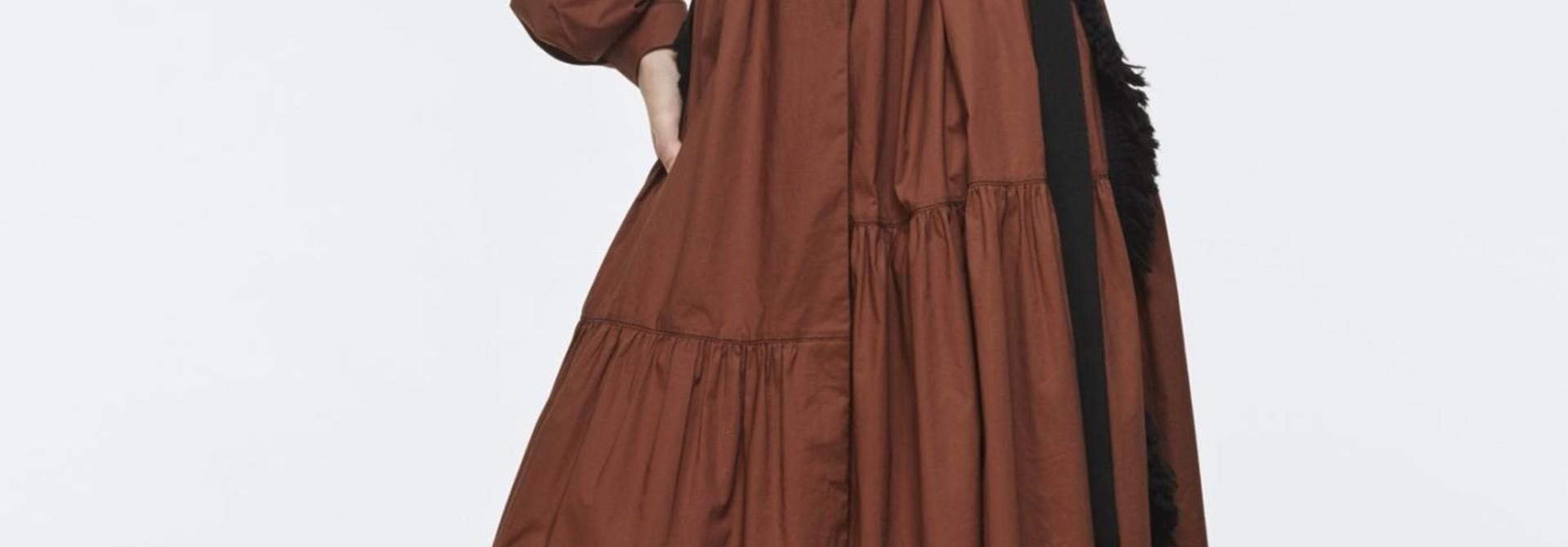 Poplin power dress dorothee schumacher