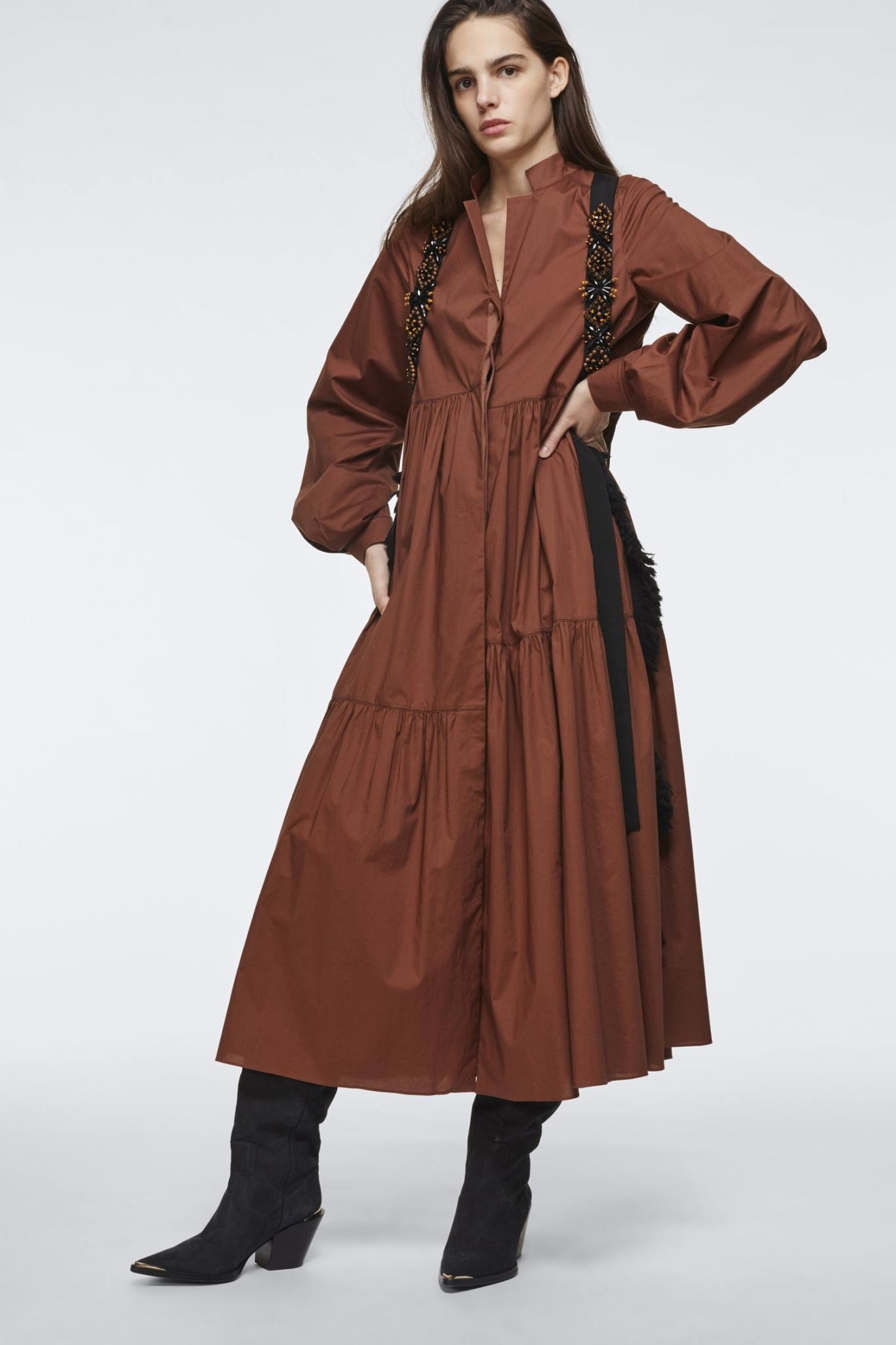 Poplin power dress dorothee schumacher-1