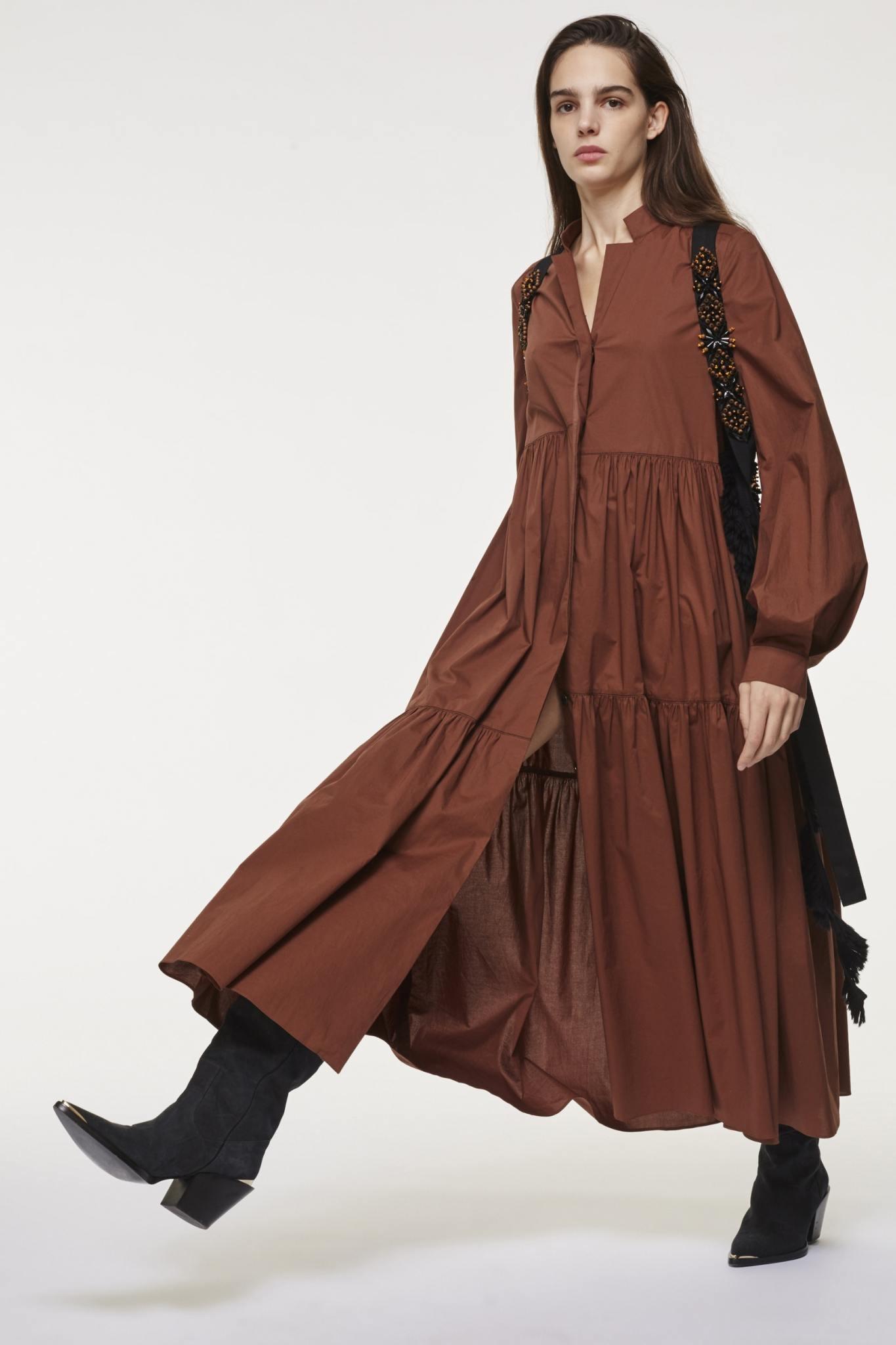 Poplin power dress dorothee schumacher-2