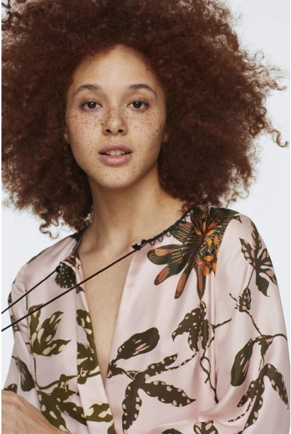 Powerful flora dress Dorothee Schumacher