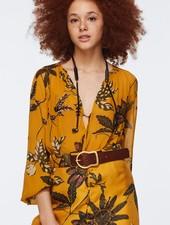 Dorothee Schumacher Floral transparancy blouse dorothee schumacher
