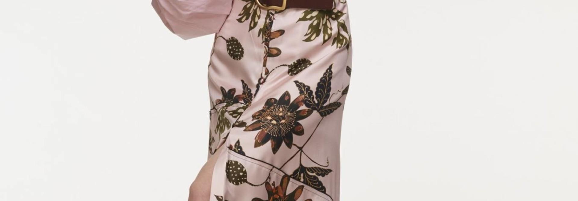 Powerful flora skirt dorothee schumacher