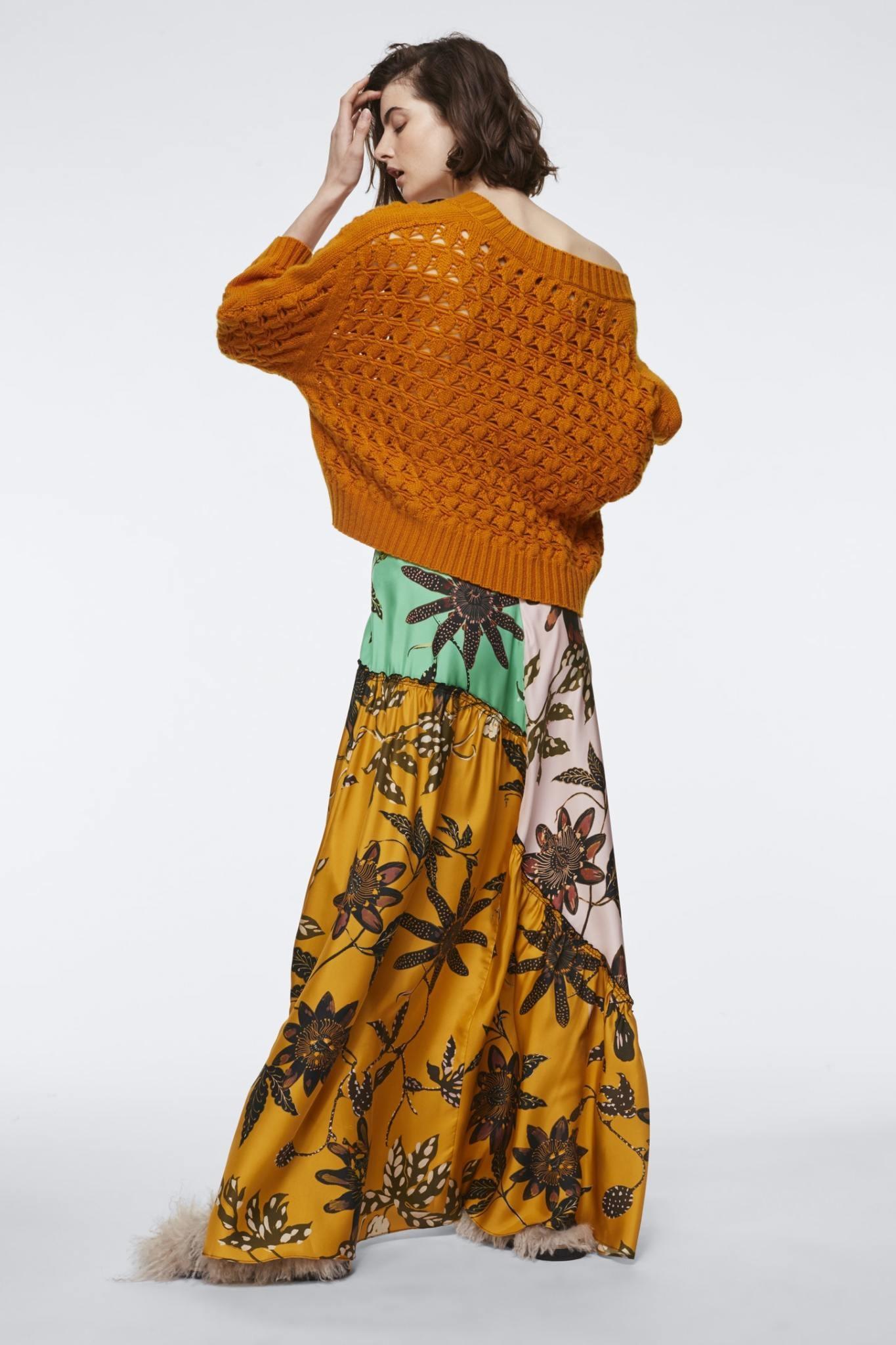 Powerful flora skirt Dorothee Schumacher-2