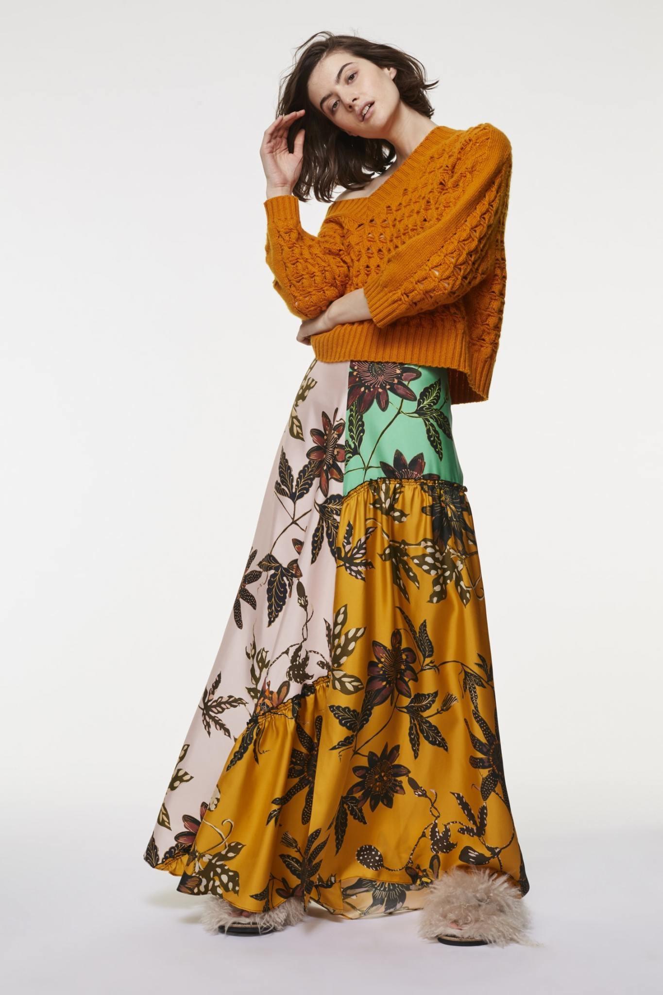 Powerful flora skirt Dorothee Schumacher-3