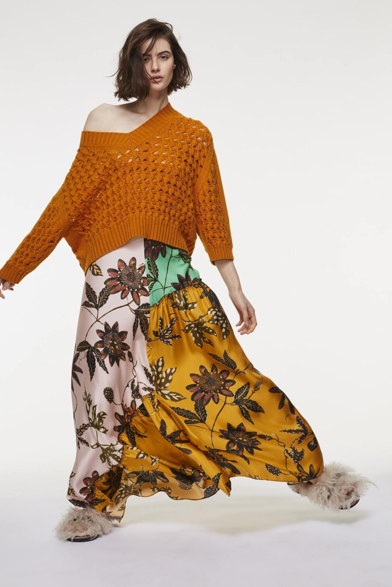 Powerful flora skirt Dorothee Schumacher-4
