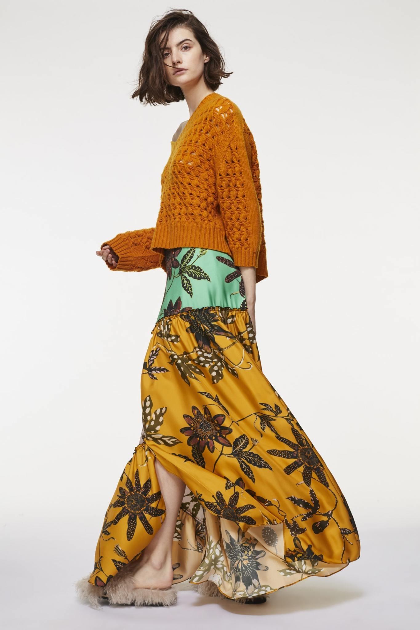 Powerful flora skirt Dorothee Schumacher-5