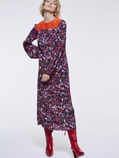 Dorothee Schumacher Abstract flowering dress dorothee schumacher