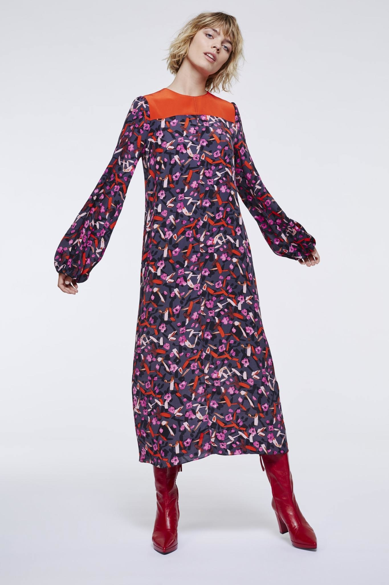Abstract flowering dress dorothee schumacher-3