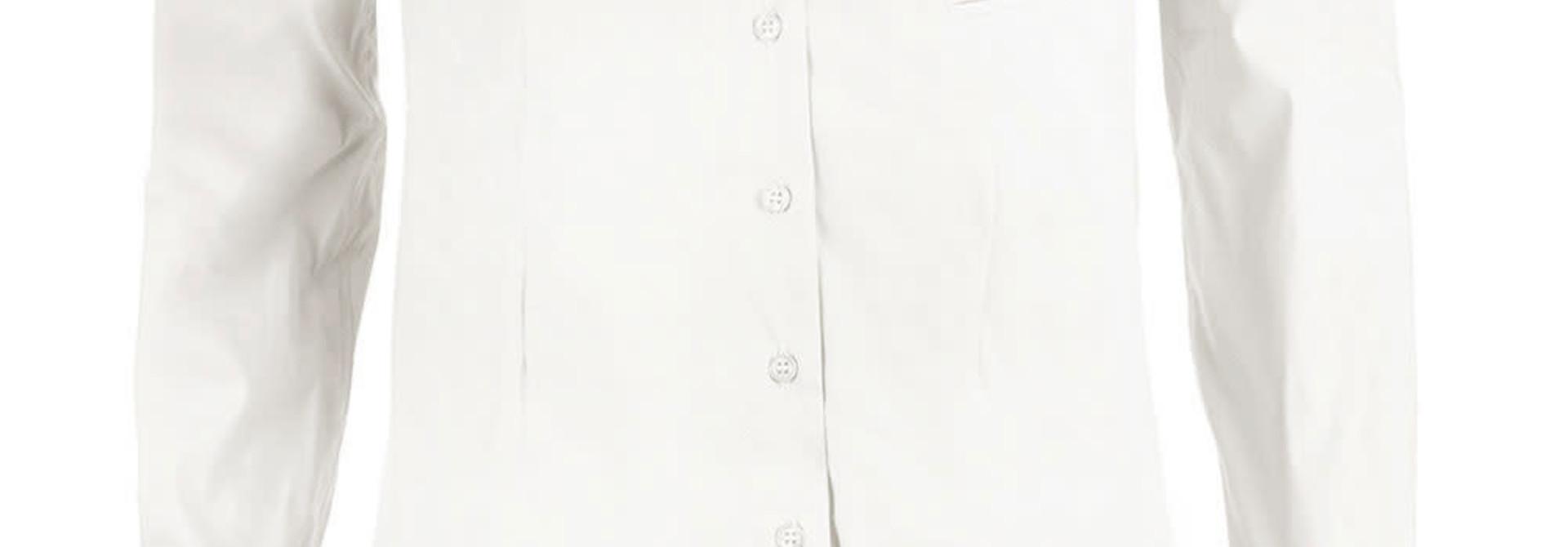 nina basic denim shirt