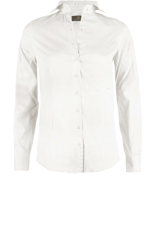 nina basic denim shirt-1