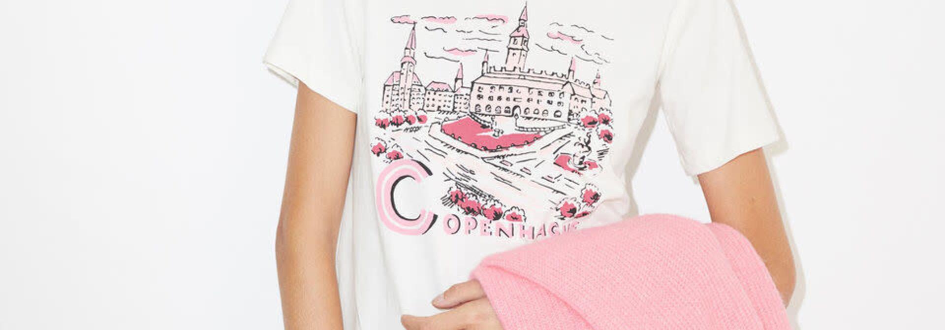 Suddia T-Shirt By Malene Birger