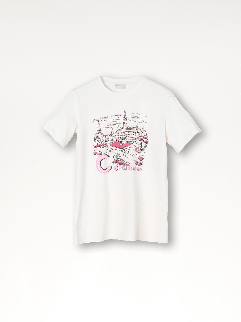 Suddia T-Shirt By Malene Birger-2