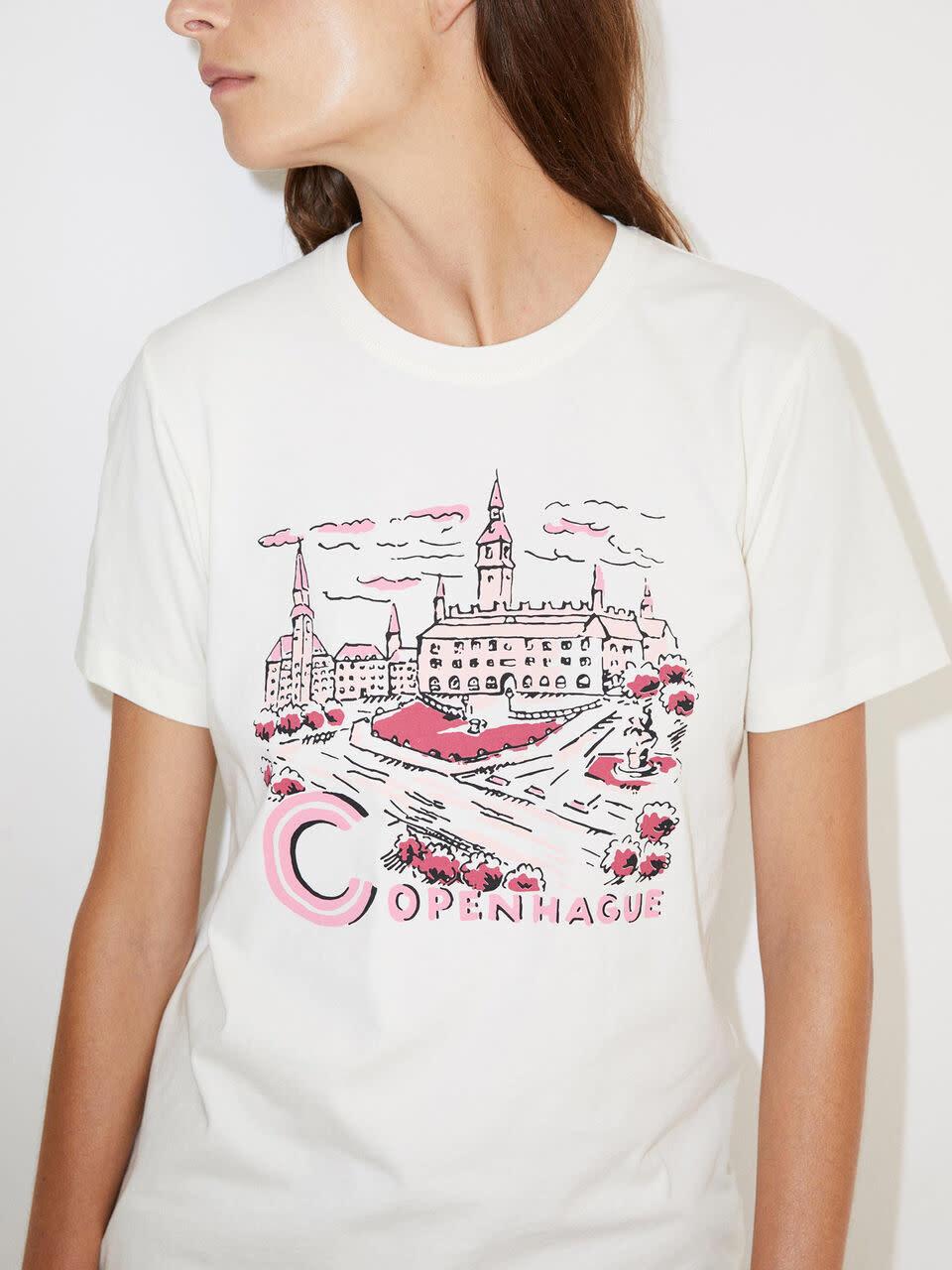 Suddia T-Shirt By Malene Birger-3