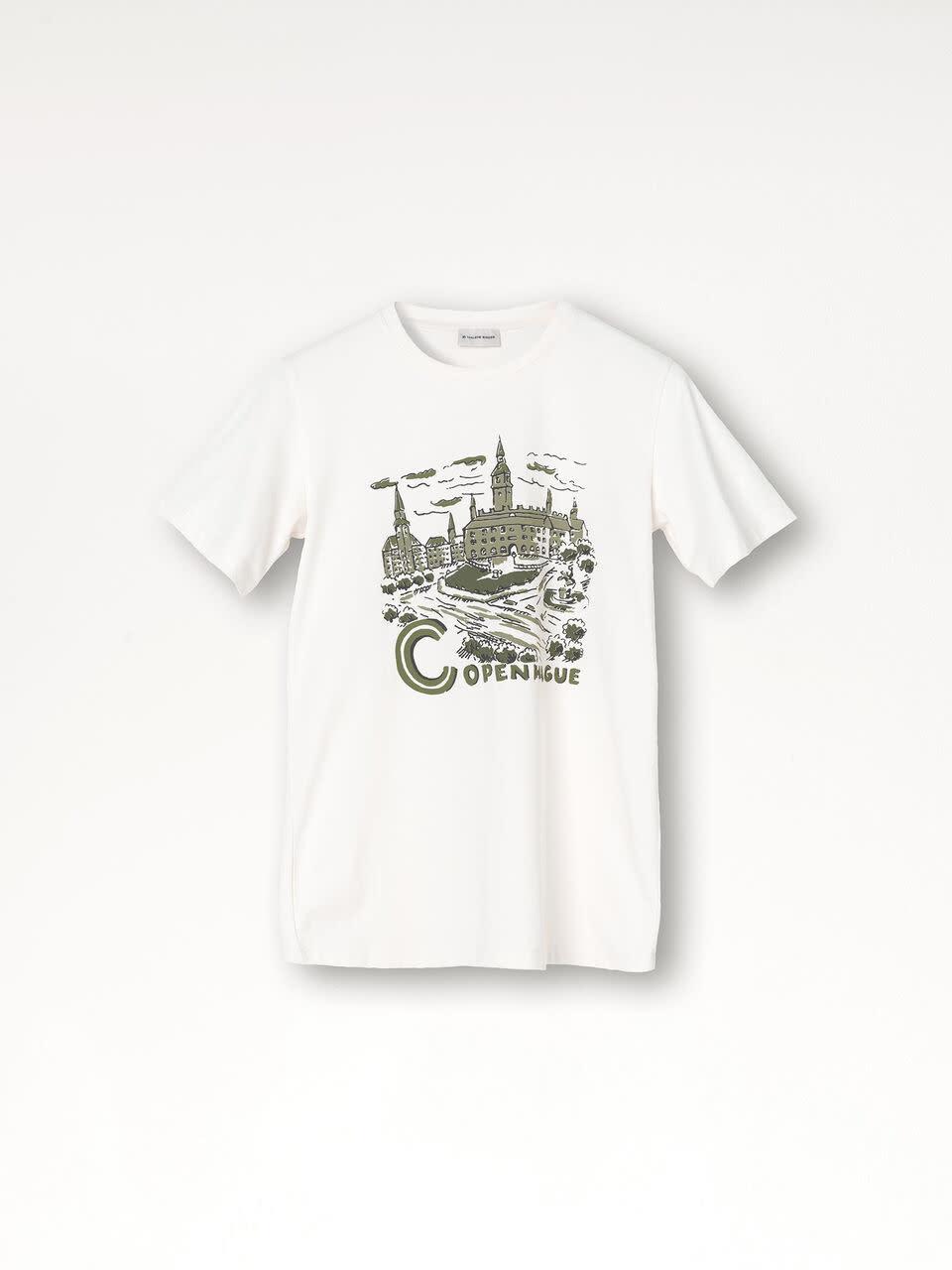 Suddia T-Shirt By Malene Birger-4