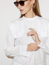 by malene birger Salinger blouse by malene birger