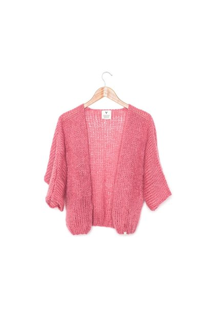 Colette cardigan made by vest