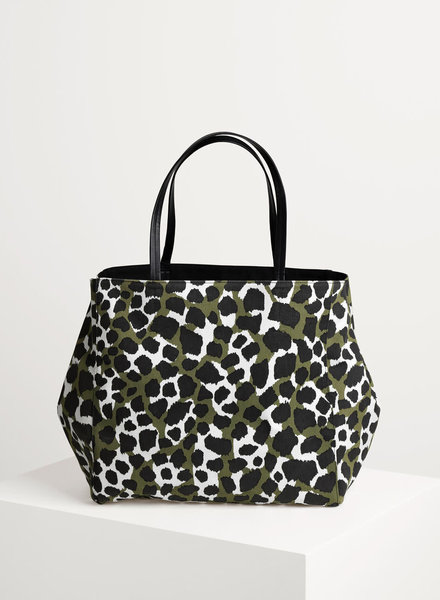 by malene birger Leo tote bag By Malene Birger