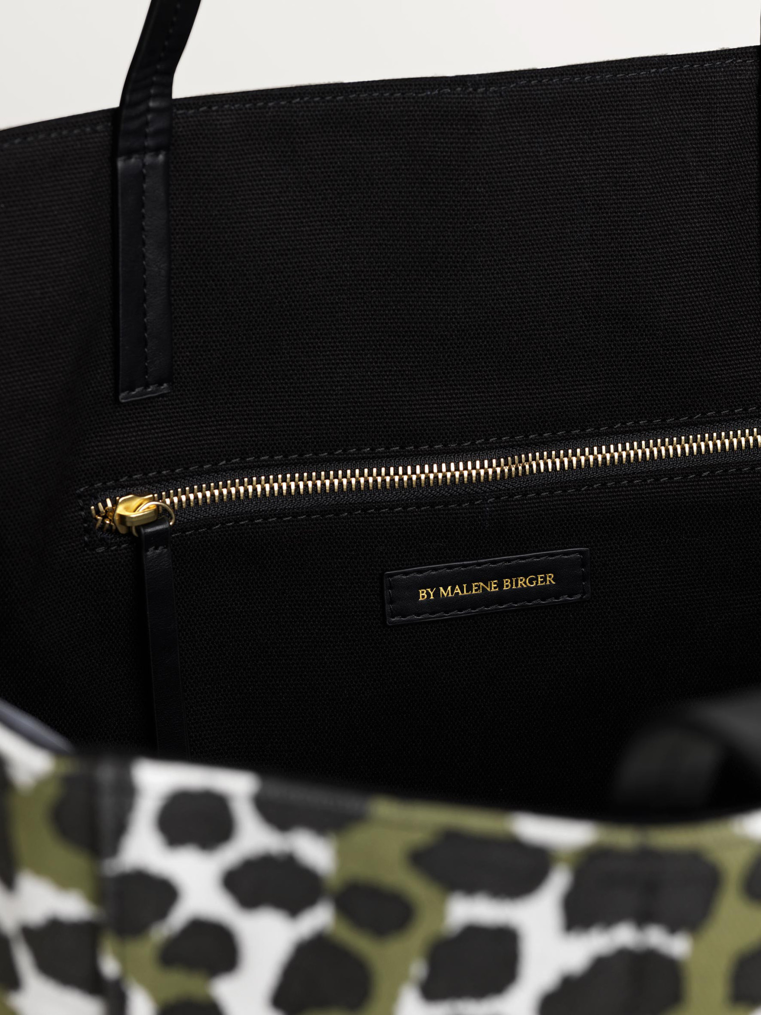 Leo tote bag By Malene Birger-2