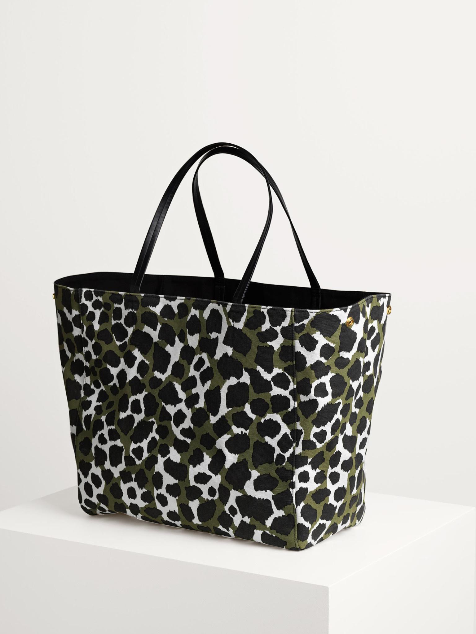 Leo tote bag By Malene Birger-3